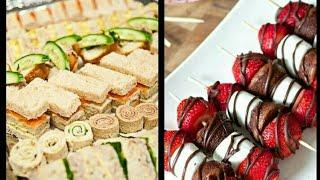 Party Food Ideas | Top 15 Delicious party Recipes | Quik and easy