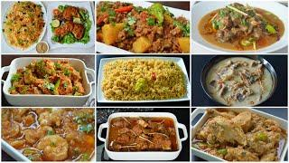 10 DAYS DINNER RECIPES FOR 1ST ASHRA (RAMADAN SPECIAL) by YES I CAN COOK