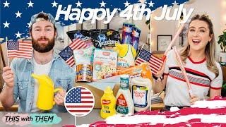*EPIC* 4th July Food Celebration! - This With Them