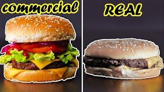 Tricks Advertisers Use To Make Food Look Delicious And So Much More Life Hacks