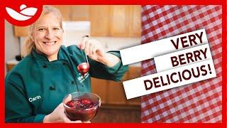 Easy Breezy Fruit Sauce Recipe Anyone Can Make | Berry Sauce for Breakfast and Desserts