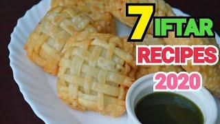7 Iftar Recipes With Ingredients Available In Every Kitchen (RAMADAN SPECIAL) by YES I CAN COOK