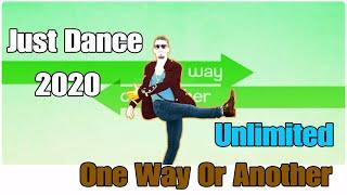 Just Dance 2020 ( Unlimited ) - One Way Or Another - 5 Stars ( Mega Stars )