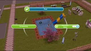 Having a epic party sims freeplay c