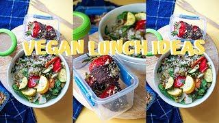 Meal Prep Friendly Back to School Lunch Ideas