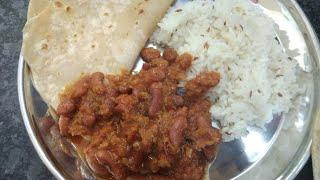 Rajma Gravy Jeera Rice Chapathi Lunch Menu Gowri Samayalarai North Indian Lunch Menu