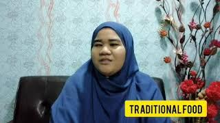 Communicative English - Tradition Food In Malaysia