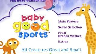Baby Good Sports (All Creatures Great & Small DVD Menu)
