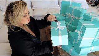SURPRISING HER WITH HUGE TIFFANY'S SHOPPING SPREE!