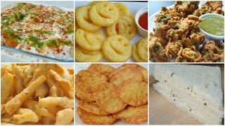 6 LESS INGREDIENTS IFTAR RECIPES by (YES I CAN COOK)