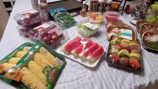 HEB MEAL SIMPLE EASY MEALS |  FRUITS  & VEGETABLES HAUL