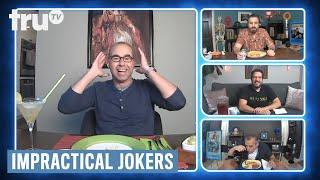 Impractical Jokers: Dinner Party - Three of the Jokers Have Never Looked Better (Clip) | truTV