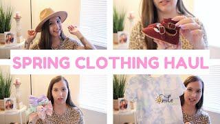 HUGE SPRING 2020 HAUL! // BABY, TODDLER & MOM! // AMY JACKSON