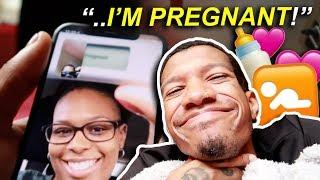 MY BIG SISTER IS HAVING A BABY!! (EXCITED)