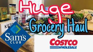 Huge Grocery Haul | Keto / Low Carb | 8/31/20