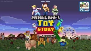 Minecraft: Toy Story Mash-Up - Open up the Minecraft Toy Box (Switch Gameplay)