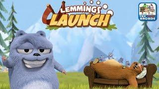 Grizzy & The Lemmings: Lemmings Launch - Be the Wake-Up Call For Grizzy (CN Games)
