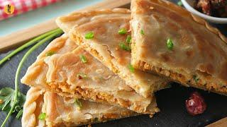 Fusion Fire Paratha Recipe By Food Fusion