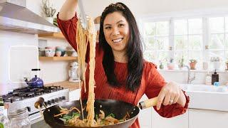 We're Making PANCIT (Filipino Noodle Stir Fry) | COOK WITH ME episode 10