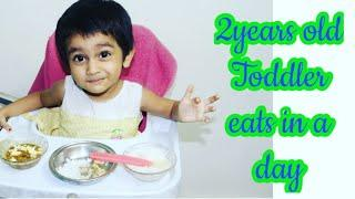 2 years toddler eats in a day |toddler food receips for 2 years old|2 বছরের বাচ্চাদের খাবারের রেসিপি