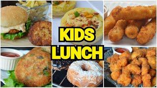 6 KIDS LUNCH BOX RECIPES 2020 by (YES I CAN COOK)
