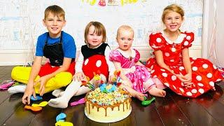 Five Kids Happy Birthday Alex! Birthday Video Collection