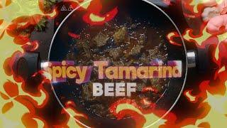 Spicy Tamarind Beef | Easy Beef Recipe | Beef Curry | How to Cook Beef