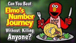 Can You Beat Elmo's Number Journey Without Attacking Anyone?