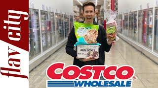 HUGE Frozen Food Haul At Costco - What To Buy And Avoid!