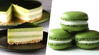 10+ EASY Matcha Green Tea Desserts Recipes Can't Ignore | Create Happy Tasty Cakes