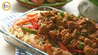 BBQ Mutton Rice Platter Recipe By Food Fusion (Eid Special)
