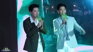 190814 Baby Bright Colors of Nature - Krist Singto Ads + เธอโดนใจ