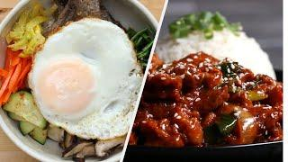 5 Flavorful And Tasty Korean-Inspired Dinners • Tasty