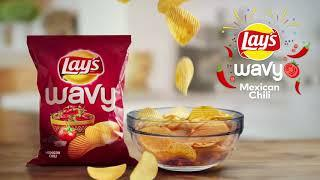 Lays - Wavy Mexican chili