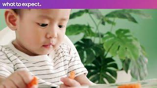 Baby-Led Weaning vs. Puréed Baby Food - What to Expect