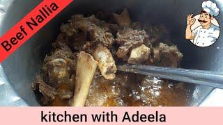 Beef Nalli Nihari Step by Step | HD | Homemade Pakistani recipe. This dish is on today's dinner.
