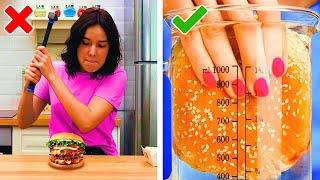DELICIOUS RECIPES FOR TRUE FOOD LOVERS || 5-Minute Fast Food Recipes!