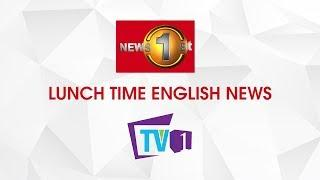 News 1st: Lunch Time English News | (03-10-2019)