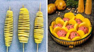 YUMMY RECIPES FOR THE BEST DINNER || Simple Kitchen Hacks by 5-Minute Recipes!