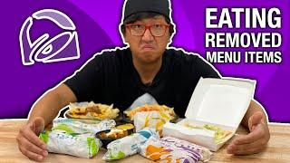 EATING Everything Taco Bell