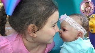 Reborn Baby Olivia Playing at the Park (Happy Mail Monday)