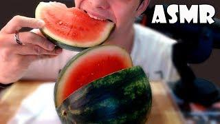АСМР | Мукбанг | Арбуз | ASMR | Mukbang | Watermelon | No Talking | Eating Sounds