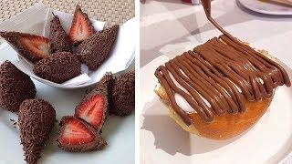 10 Best Tasty Chocolate Desserts of the Month | Amazing Easy DIY Chocolate Cake Recipes