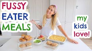 MEALS FUSSY EATERS WILL LOVE!  9 PICKY EATER KIDS MEAL IDEAS  |  Emily Norris