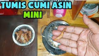 "TUMIS CUMI ASIN MINI ""Main masak masakan beneran"" 