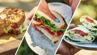 3 SUPER EASY Lunch Ideas for Camping