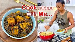 Cook Dinner #WithMe (Episode 1) - Join Me to Make a Delicious Dinner  Using Everyday Ingredients!