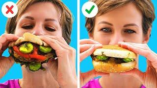 GENIUS FOOD HACKS TO MAKE YOUR LIFE EASIER || 5-Minute Delicious Recipes You'll Love!