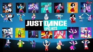 JUST DANCE 2022 Epic Hits | Songlist & Menu