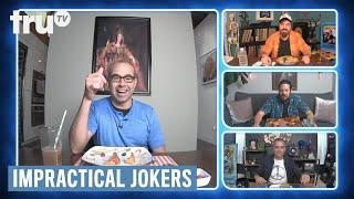 Impractical Jokers: Dinner Party - The Infamous Posters (Clip) | truTV